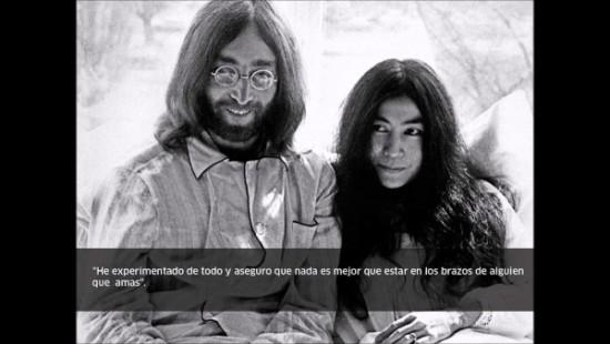 Imágenes con Frases de John Lennon y Yoko Ono (21)