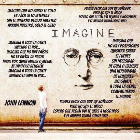 Imágenes con Frases de John Lennon y Yoko Ono (4)