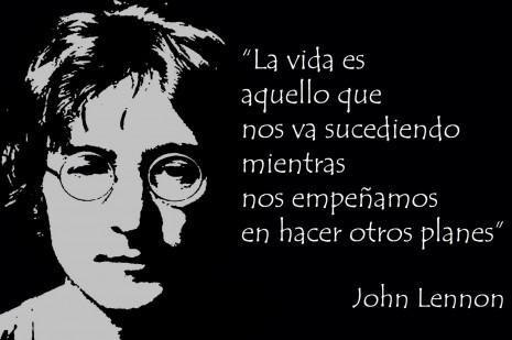 Palabras de John Lennon para pensar (2)