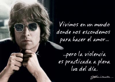 Palabras de John Lennon para pensar (4)