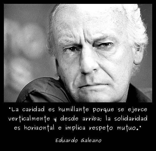 Pensamientos de Eduardo Galeano  (10)