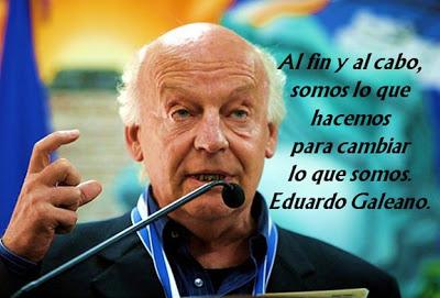 Pensamientos de Eduardo Galeano  (11)
