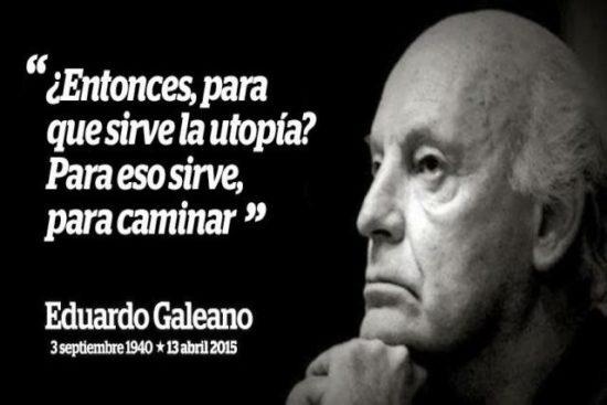 Pensamientos de Eduardo Galeano  (13)