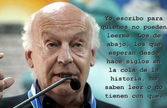 Pensamientos de Eduardo Galeano  (3)