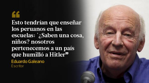 20 Frases De Amor De Eduardo Galeano: Frases Célebres De Eduardo Galeano Las Mejores Frases
