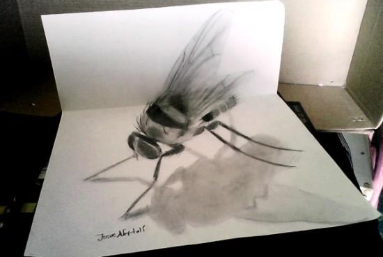 dibujo 3d drawing
