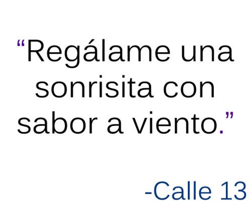 frases de Canciones de Calle 13 (11)