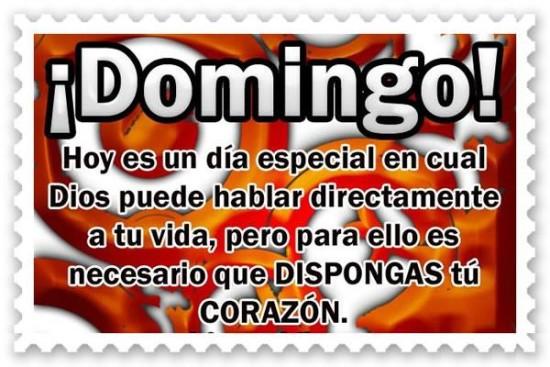 frases de Feliz Domingo (3)