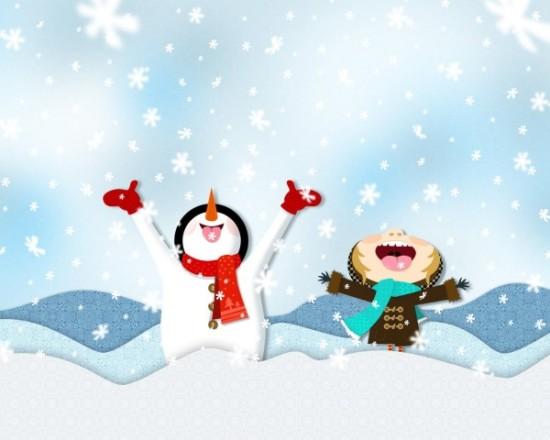 imágenes de Happy Winter con frases (6)