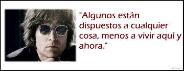 imágenes de John Lennon con frases Celebres (10)