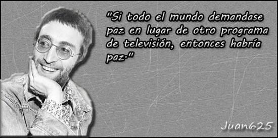 imágenes de John Lennon con frases Celebres (4)