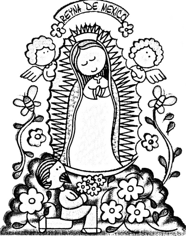 Juan Diego Y La Virgen De Guadalupe | News Of New Car 2019 2020