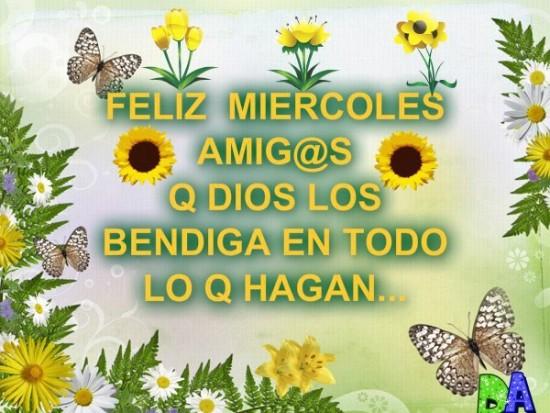 Feliz Miercoles Buenos Dias imágenes (2)