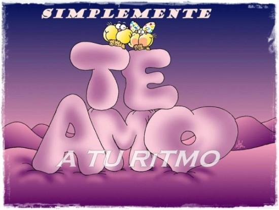 Frases de Amor Gaturro  (3)
