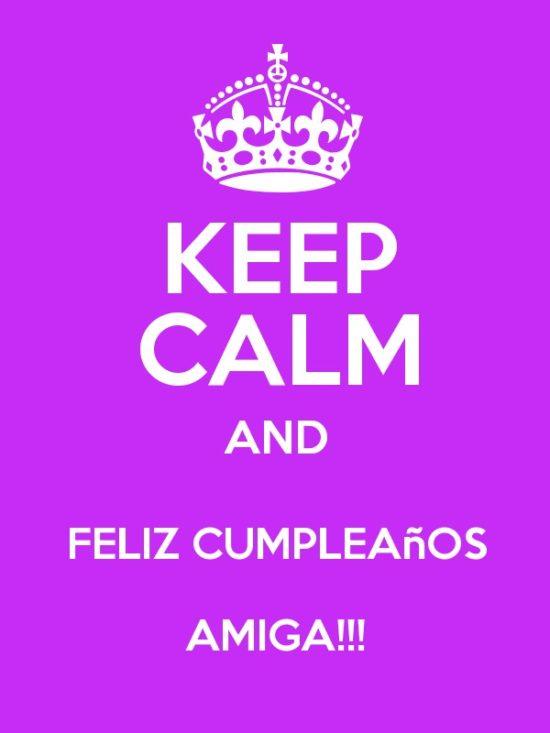 Keep Calm frases de Amor y cumpleaños (4)