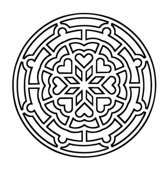 Mandala-roset-n