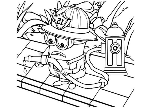 Divertidas imágenes de Los Minions con dibujos para descargar ...