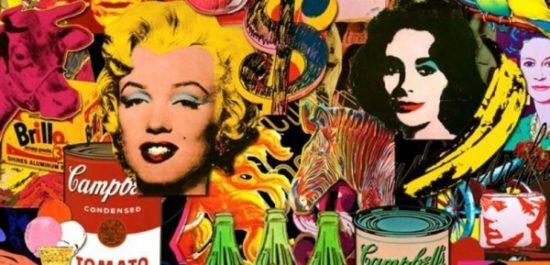 Pop Art Andy Warhol (10)