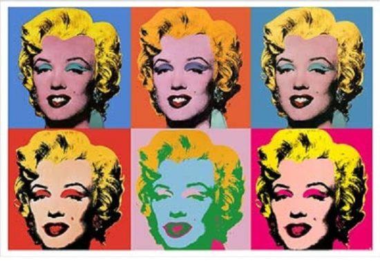 Pop Art Andy Warhol (14)