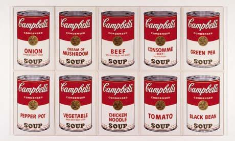 Pop Art Andy Warhol (15)