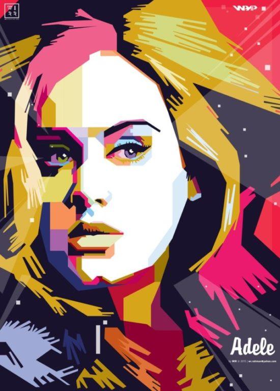 Pop Art Musicos famosos (19)
