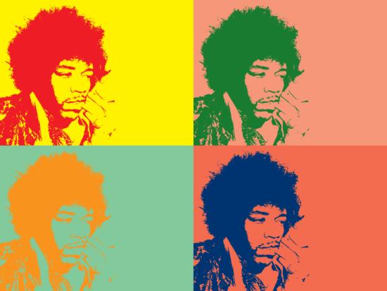 Pop Art retratos (1)