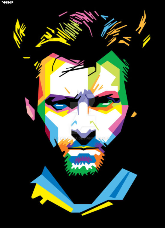 Pop Art retratos (11)