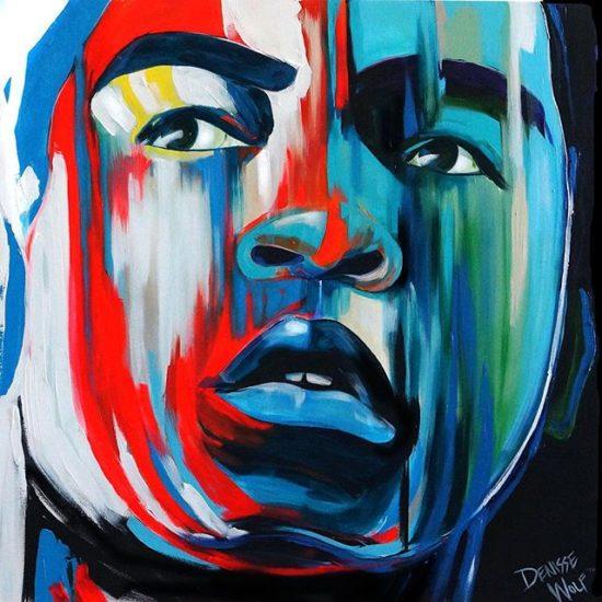Pop Art retratos (15)