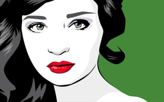 Pop Art retratos (7)