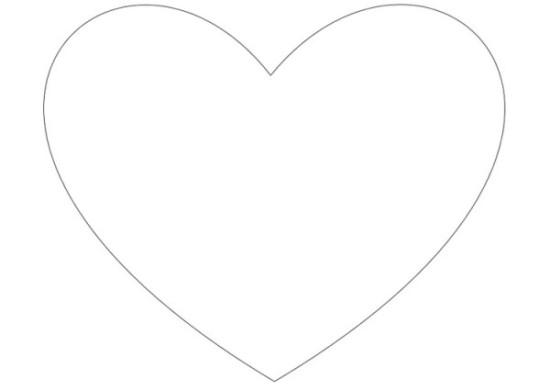corazones para colorear e imprimir  (4)