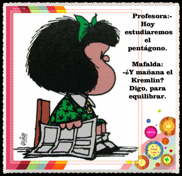 66 Imagenes De Mafalda Con Frases De Amor Felicidad Sokolvineyard Com