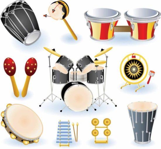 instrumentos musicales de percusion o acusticos (11)
