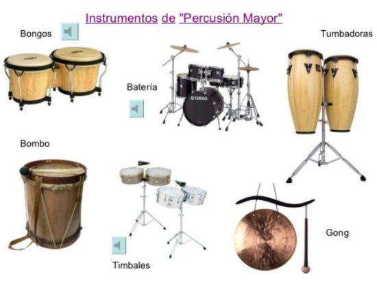 instrumentos musicales de percusion o acusticos (15)