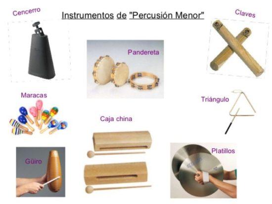 instrumentos musicales de percusion o acusticos (4)