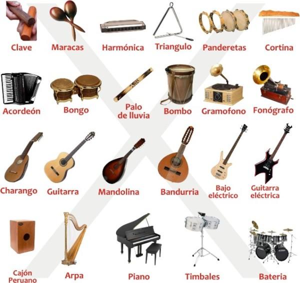 Im genes de instrumentos musicales de cuerda viento - Nombres clasicos espanoles ...