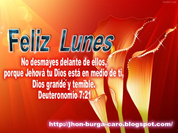 Imágenes Con Frases Cristianas De Felíz Lunes Con Mensajes Bonitos