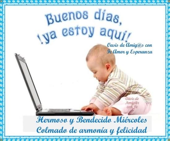 mensajes de Feliz Miercoles Buen Día (1)