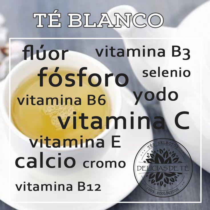 Infografías de los Beneficios de beber Té verde, rojo