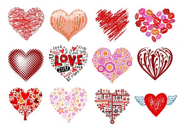 12-corazones-para-el-dia-del-amor-y-la-amistad-14-de-febrero