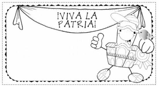 25 de mayo dibujos para niños  colorear (12)