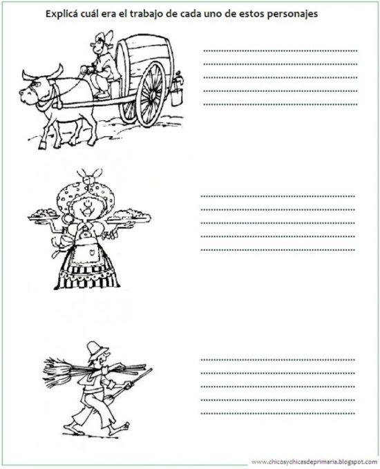 25 de mayo dibujos para niños  colorear (14)