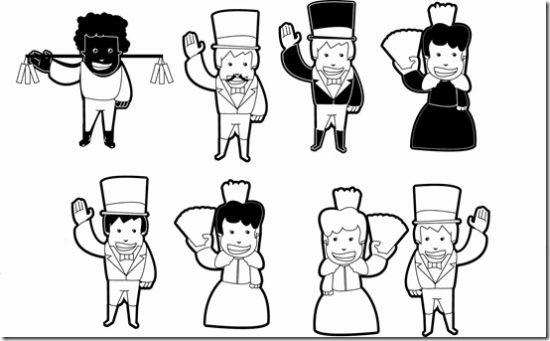 25 de mayo dibujos para niños  colorear (15)