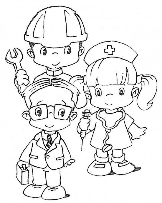 Dibujos Día del Trabajador (1)