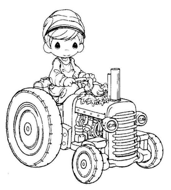 Dibujos Día del Trabajador (5)