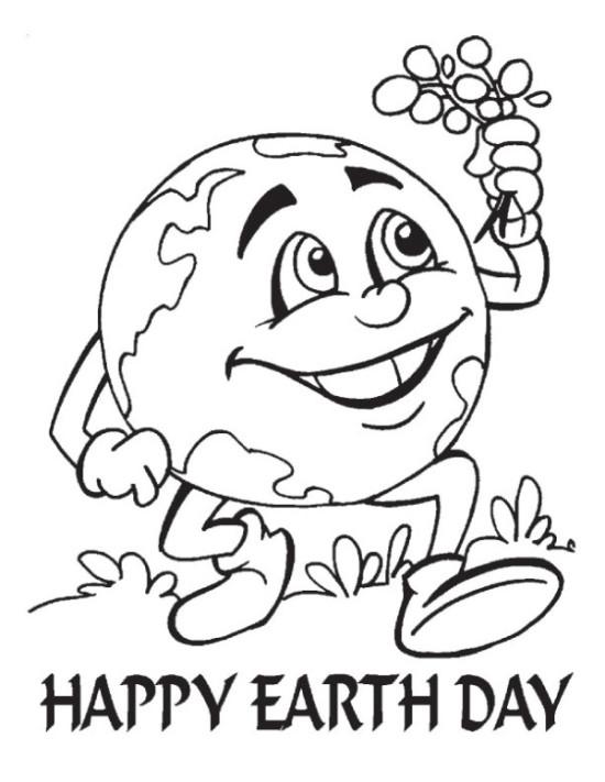 Dibujos del Día de la Tierra (5)