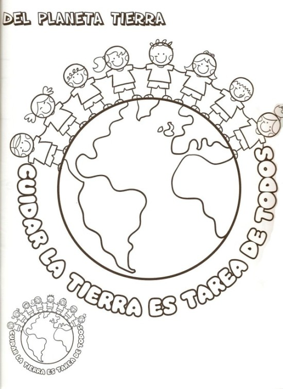 Dibujos del Día de la Tierra (6)