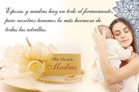 Felíz día de la Madre - frases  (10)