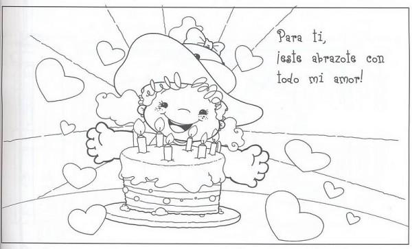 Imágenes de Felíz Día del Amigo para colorear, imprimir y regalar ...