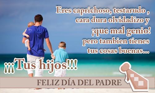 Feliz día del Padre Frases - mensajes - tarjetas - imágenes (5)