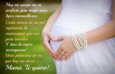 Feliz dia de la Madre - frases - mensajes  (12)